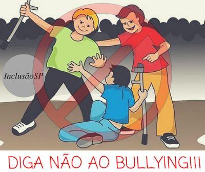 Acessibilidade em Questão: Diga não ao Bullying!!!!