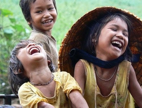 Every time I look at this picture it makes me want to sing Joyful, joyful we adore thee...!