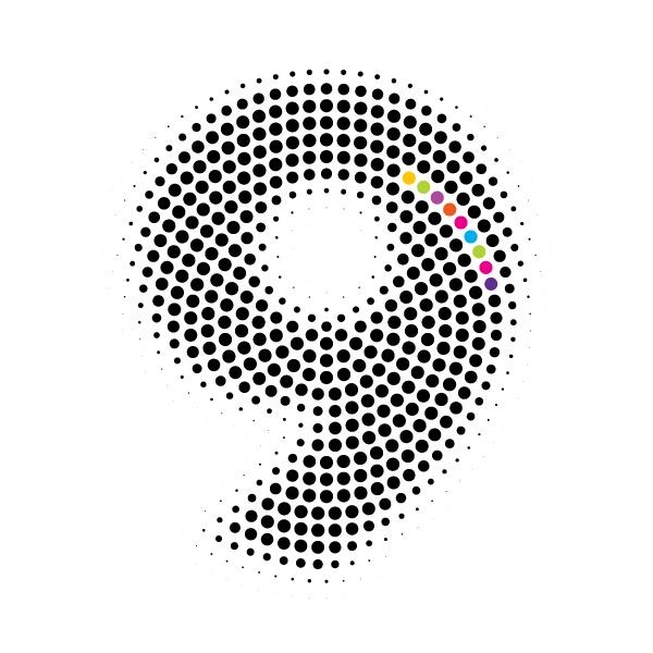 9 | typographics