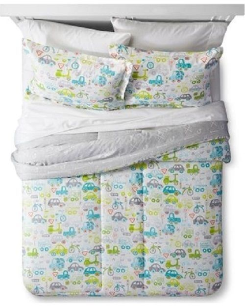 lolli living reversible on the road u0026 grey street signs duvet cover full queen