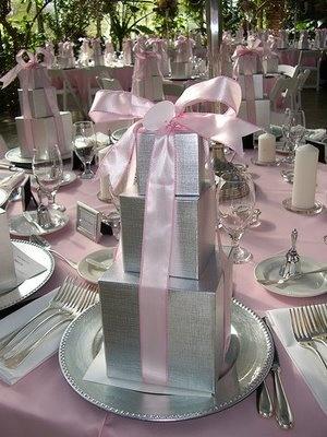 Pink & Gray ✿⊱╮