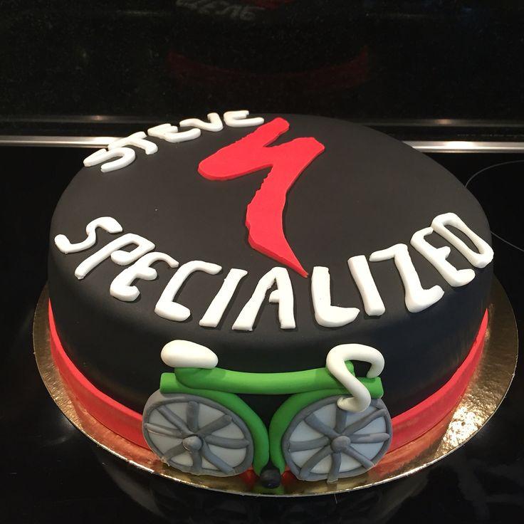 #Cake #Specialized