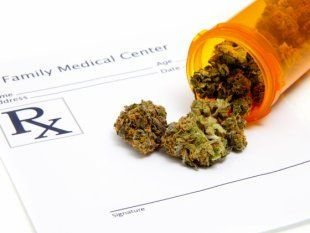 Is Marijuana an 'Exit Drug'?  Overall 75% of medical cannabis consumers report using it as a substitute for prescription drugs (67.8%) , alcohol (41%), or some other illicit substance (36.1%), according to survey data [2] published in the journal Addiction Research and Theory. a growing body of research on cannabis-related substitution suggests that for many patients cannabis is not only an effective medicine, but also a potential exit drug to problematic substance use.