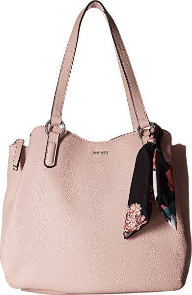 3b427a2b04 Amazon.com  Nine West Women s Adrienne Pretty Pink One Size  Shoes ...