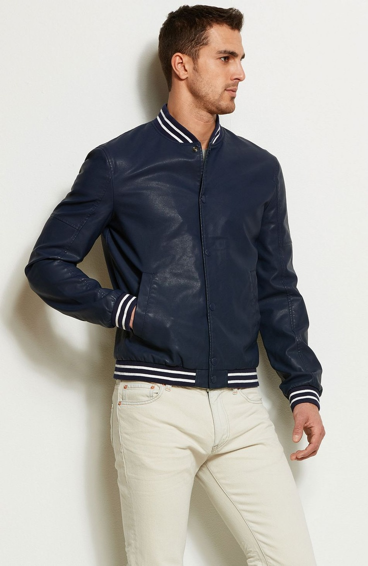 168 Best Wearing Varsity Jacket 39 S Images On Pinterest Varsity Jackets Men Fashion And