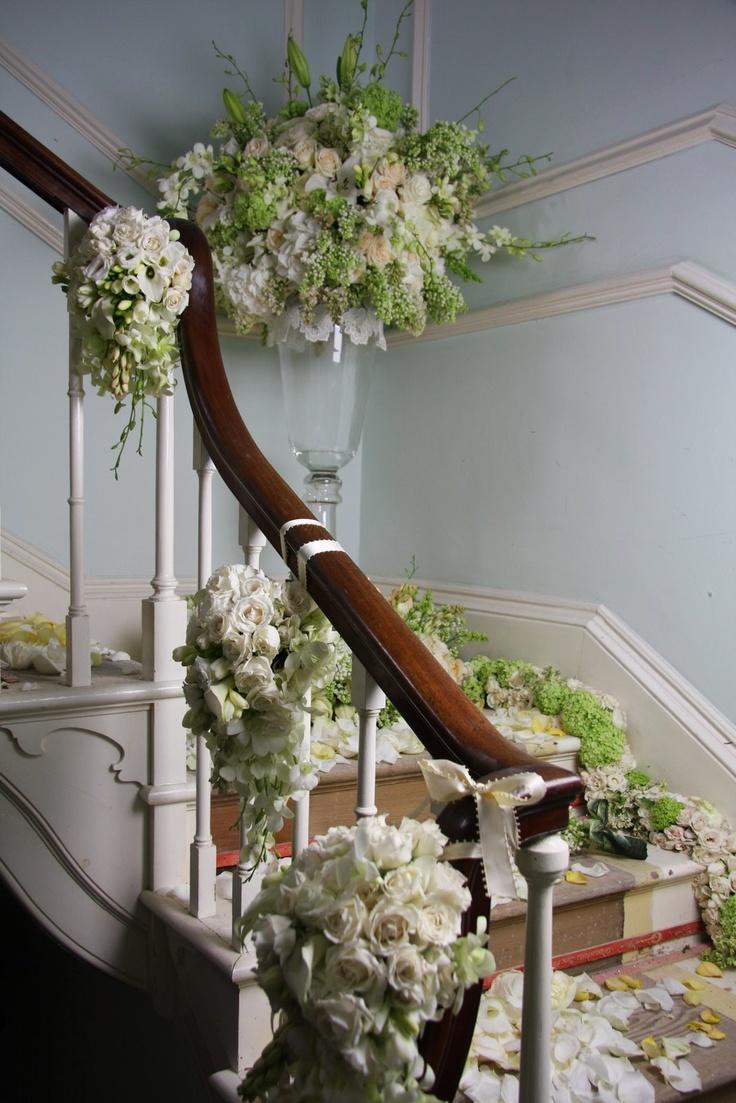 Stairway Flowers