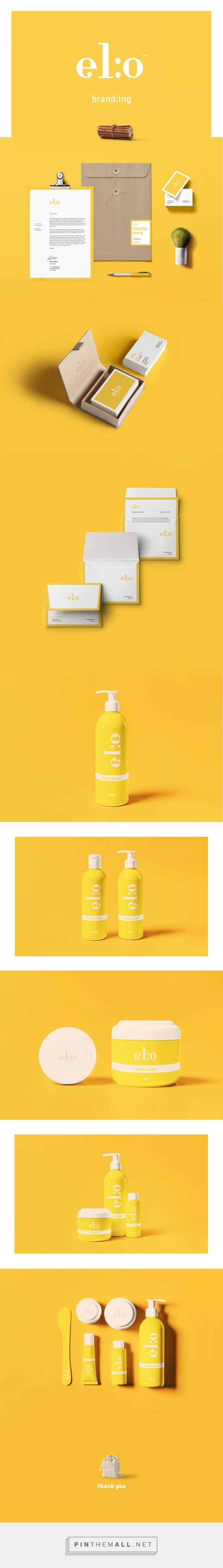 el:o Branding by Felix Joy on Behance | Fivestar Branding – Design and Branding…