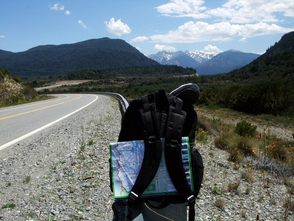 Backpacking in Argentina...perfect way to spend a summer