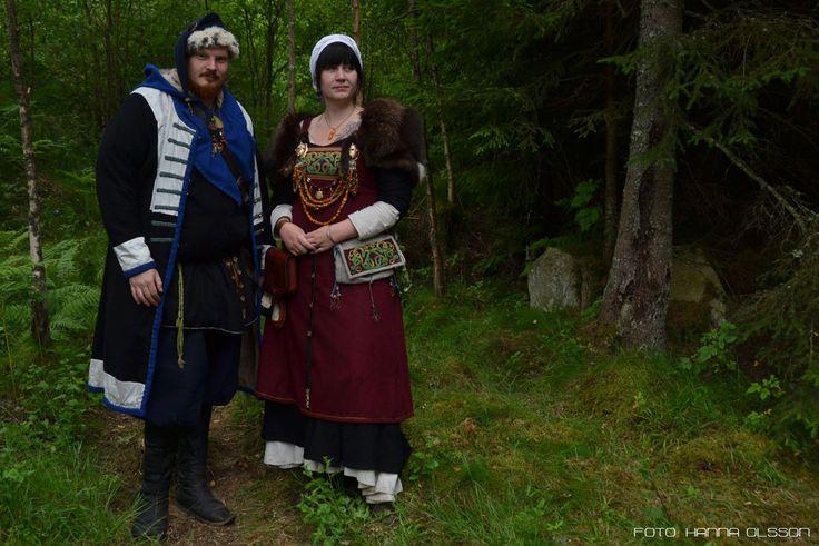 Vikings, Sweden, Erik Dov Nilsson, Rebecca Edsler