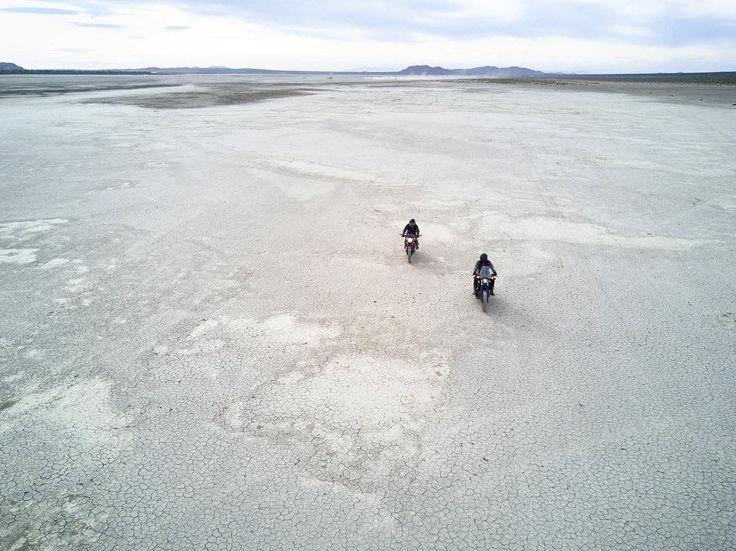 Untitled. Location: El Mirage Dry Lake California : DJI Magic Pro  #photoshoot #motorcycle #moto #motorcycles #harley #harleydavidson #triumph #desert #elmirage #drylake #palmdale #losangeles #la #california #ca #usa #mirrorless #drone #dronephotography #dji #mavic #pro #agameoftones #portraitgames #nikcollection