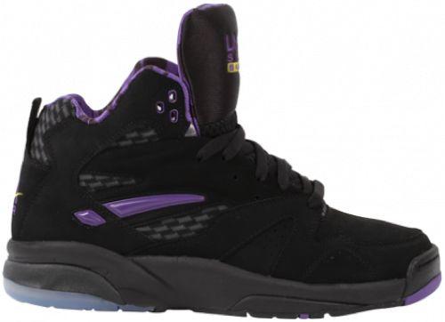 L.A. Lights Black/Purple