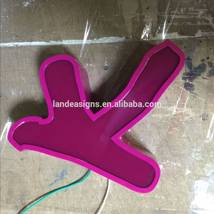 Check out this product on Alibaba.com APP Outdoor 3D Acrylic led store front signs with UL approval
