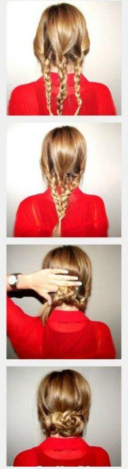 Hair Tutorials   Diy Hair   Hair Style