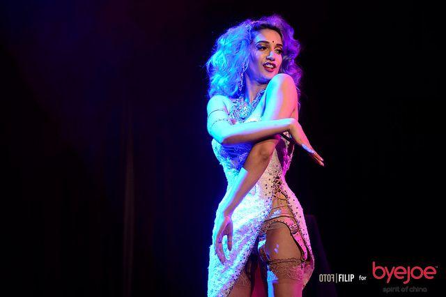 """Sukki Singapora at the Asian Burlesque Spectacular"" by Filip Wolak Photography"