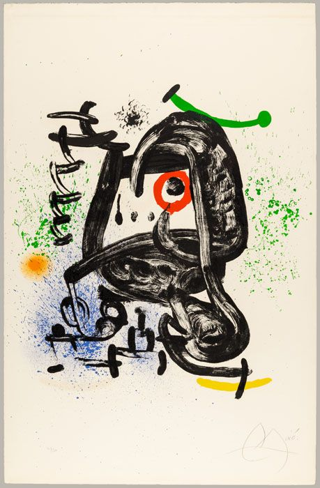 457 best Joan Miró images on Pinterest Joan miro, Abstract art - art consultant sample resume