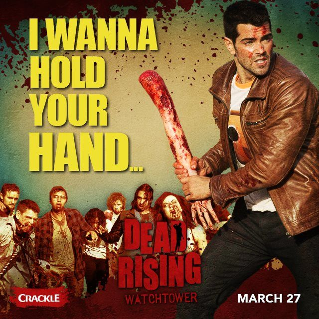 """Dead Rising: Watchtower"""