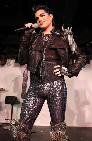 Adam Lambert - Spikes Please!