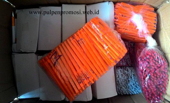 Pulpen Promosi LIA Bandar Lampung Repeat Order