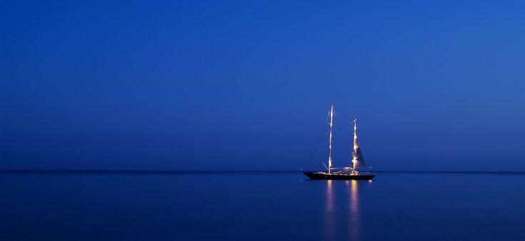 Yacht, Iscia, Italy.