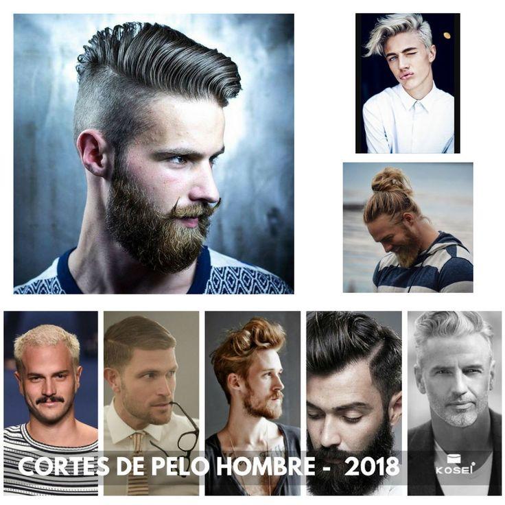 Cortes de pelo hombre 2018  En 2018 tenemos de todo: cortes clásicos y elegantes que nunca pasarán de moda con #flequillo #rapado o para un marcado look #hipster o #dandy Cuál es tu estilo?  Cortes de pelo para #mujer y #hombre  en http://ift.tt/2zkUamt (link en PERFIL )  #hairstyle #peluqueria #belleza  #menstyle #menwear #menshair #hairstyle #instahair #hairstyles #haircolour #haircolor #hairdye #hairdo #haircut #cabello #fashion #instafashion #straighthair #men #man #hairoftheday…