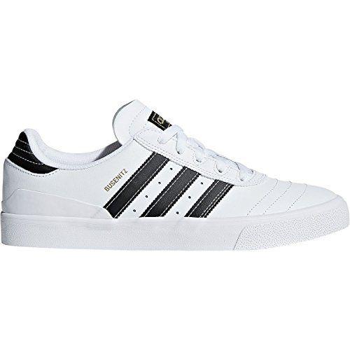 newest 2caf8 86058 adidas Skateboarding Men s Busenitz Vulc Footwear White C... https