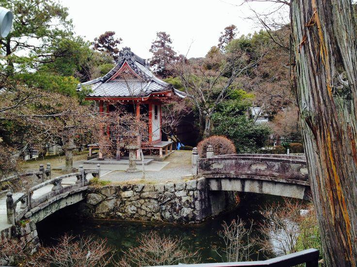 Japan - Kyoto, Kiyomizu Temple