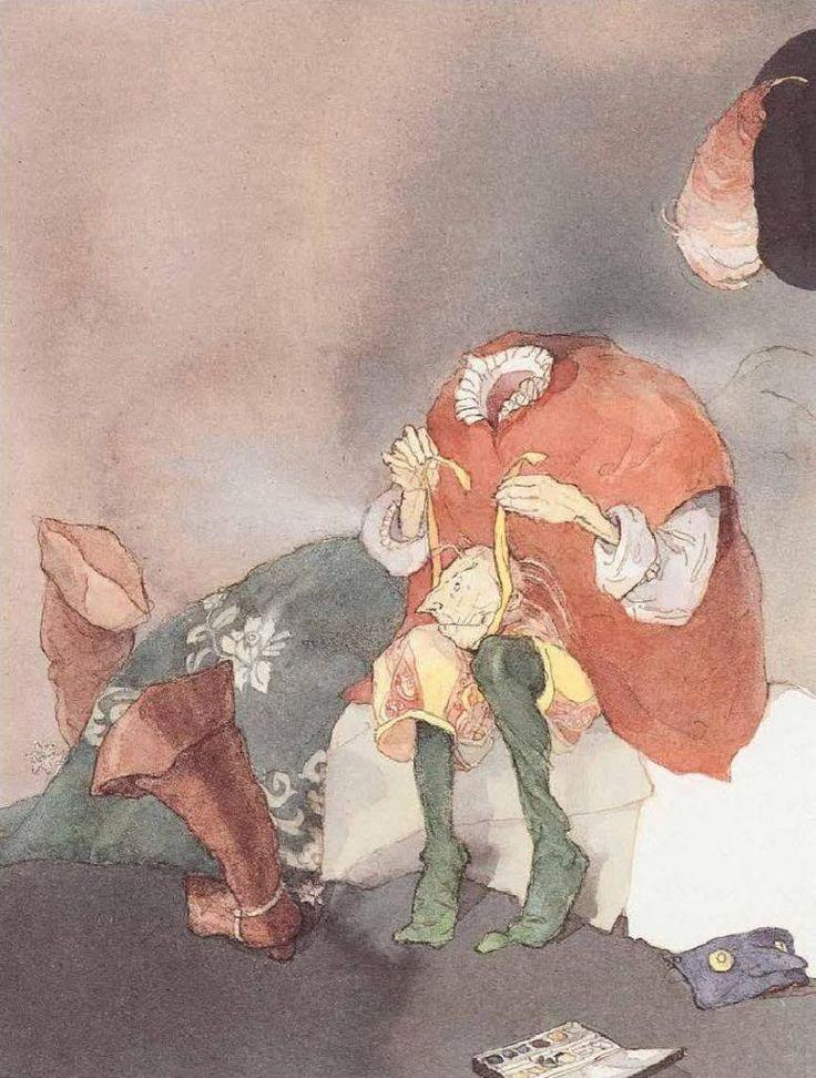 çizgili masallar: Wonderment: The Lisbeth Zwerger Collection