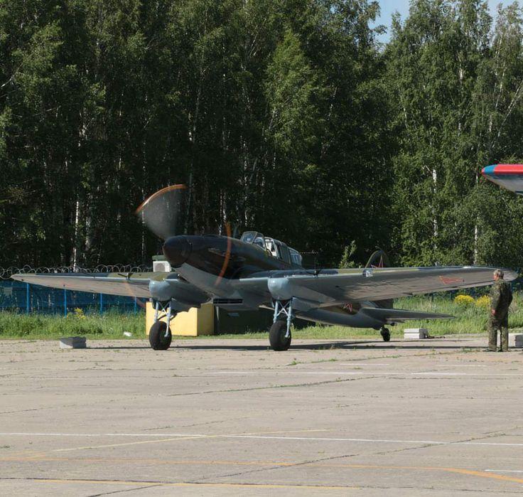 Есть второй летающий Ил-2!