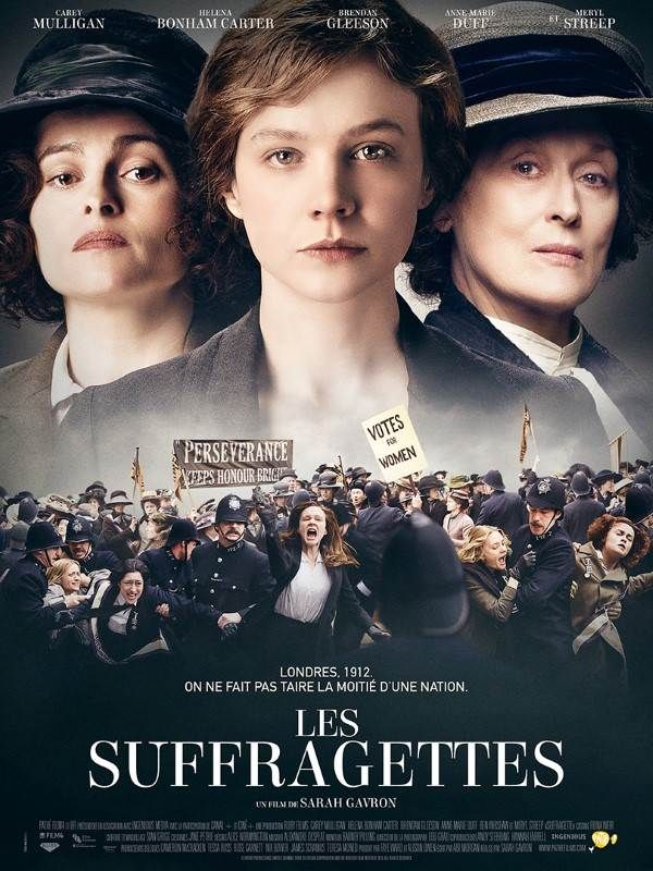 En Angleterre, au début du XXe siècle, Maud, une jeune femme élégante, mariée et mère de famille décide de sengager auprès du groupe de ...