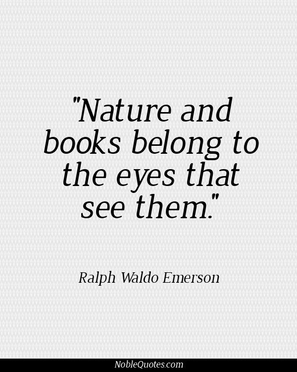 Nature Quotes | http://noblequotes.com/
