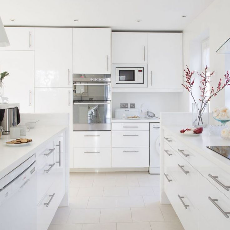 White U Shaped Kitchen: Best 10+ U Shaped Kitchen Interior Ideas On Pinterest