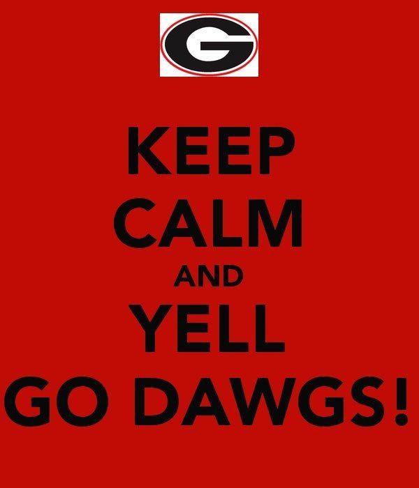 Georgia Bulldogs !! Goooooo Dawgs!