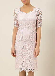 Jacques Vert Luxury Lace Dress