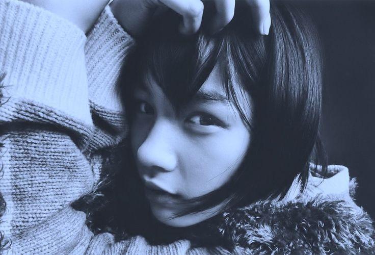 NONTITLE : 能年玲奈 撮影: Tomoki Qwajima
