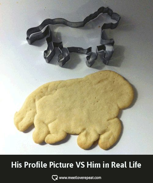 Online dating pictures vs real life-in-Gladstone
