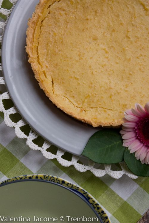 Torta de Limão – Liverpool Tart on http://trembom.com