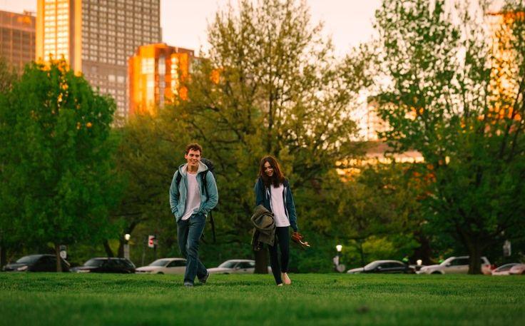 #Romantic movie 'Love, Rosie (2014)'