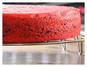 Πώς να ψήσετε το τέλειο κέικ-παντεσπάνι για μια Τούρτα με Ζαχαρόπαστα {Οδηγός}-How to Bake the Perfect Cake {Guide}