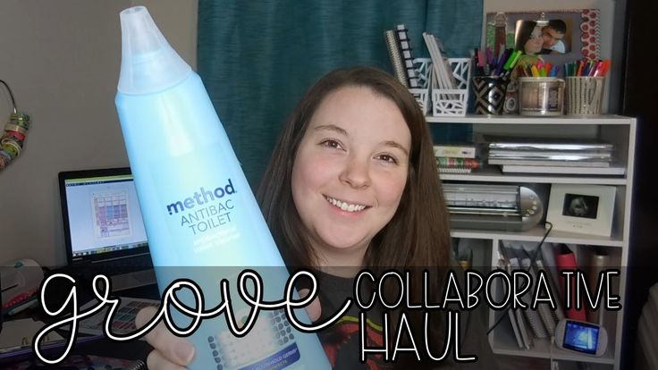 Grove Collaborative Unboxing  Haul | My FIRST Box My first ever Grove Collaborative unboxing & haul. I took advantage of the free cleaning caddy & Mrs. Meyer's set deal. Get $10 off your first Grove order a free VIP trial  a free Mrs. Meyer's Hand Soap! http://ift.tt/2BdsT2s  Here's what I ordered: Soap Dispensing Brush: $9.99 Method Bathroom Cleaner: $3.95 Method Toilet Cleaner: $4.99 Grove Cleaning Concentrates: $5.95 My freebies: Cleaning Caddy 16 oz. Spray Bottle Walnut Scrubber Sponges…