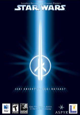 Star Wars Jedi Knight II: Jedi Outcast by Aspyr #videogames #gamer #xbox #nintendo #playstation