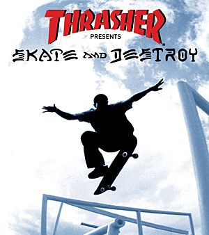 Thrasher: Skate and Destroy by Rockstar Games
