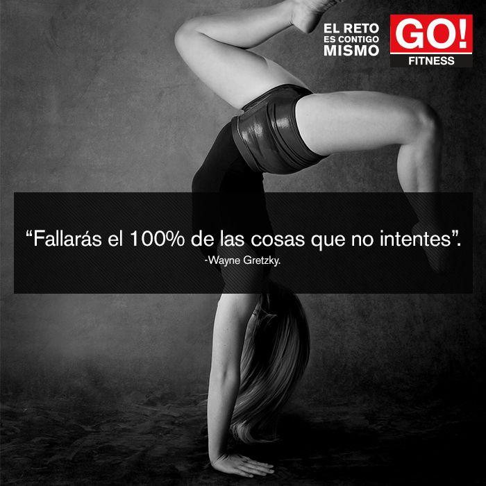 Wayne Gretzky. #clasesgo #ejercicio #gym #fit #fuerza #flexibilidad #reto #motivate #frases #wayne #gretzky