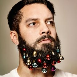 BEARD BAUBLES. Happy Christmas from Grey London. All proceeds donated to beardseason.com. (Want...
