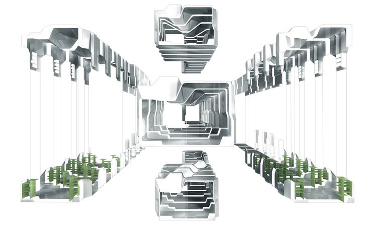 asymptote architecture | alessi flagship slideshow