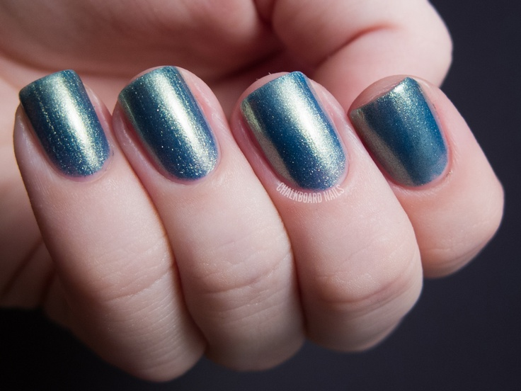 Chalkboard Nails: Different Dimension Swatch Spam Part II