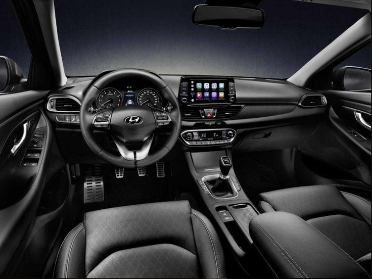 Hyundai i30 2018 Inside Style Design