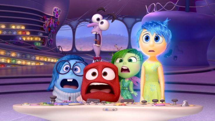 Inside Out is the best Pixar movie ever. (Pixar/Disney)