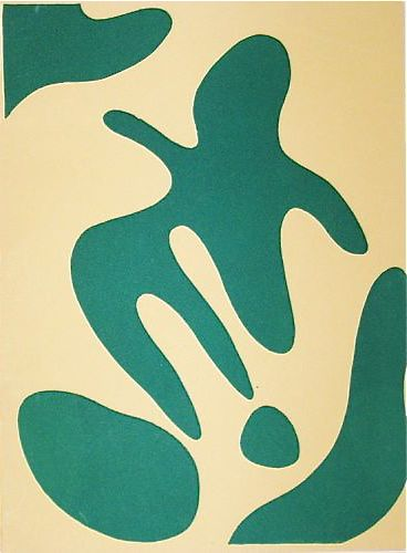 Jean Arp (1886 - 1966) | Surrealism | Constellations - 1938