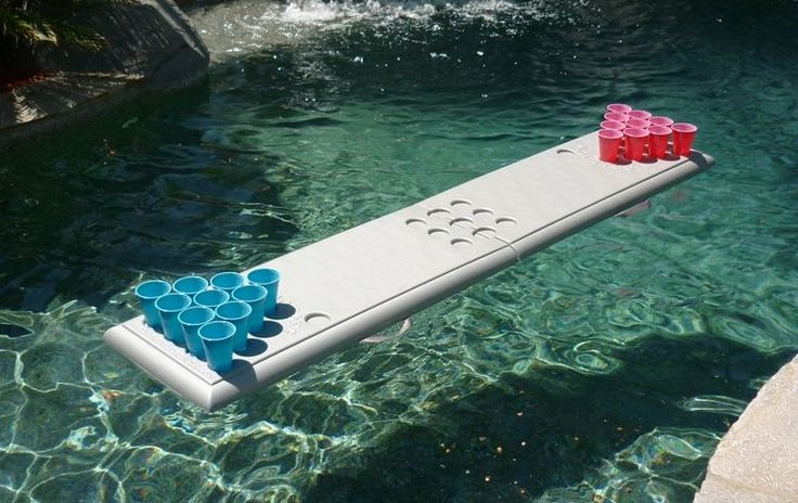 One day when I have pool, I will have this.