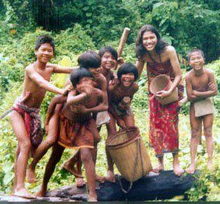 Kebudayaan Suku Anak Dalam Jambi